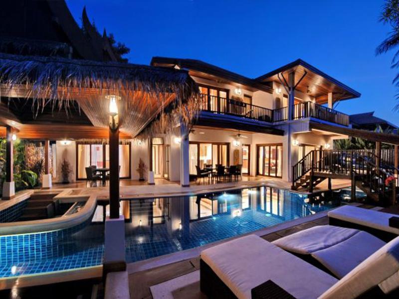 Baan Oasis 4 Bedroomed Luxury Beach Villa - Baan Oasis 4 Bedroomed Luxury Beach Villa - Koh Samui - rentals