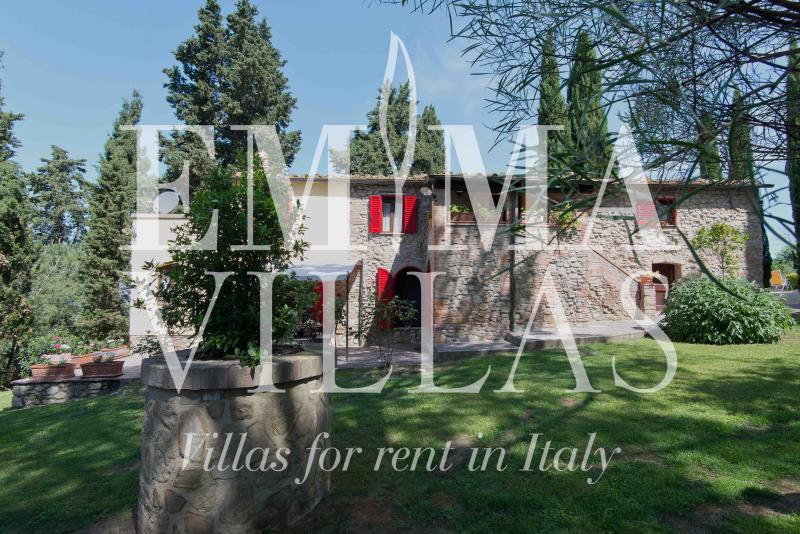 Frantusa 6+2 - Image 1 - Volterra - rentals