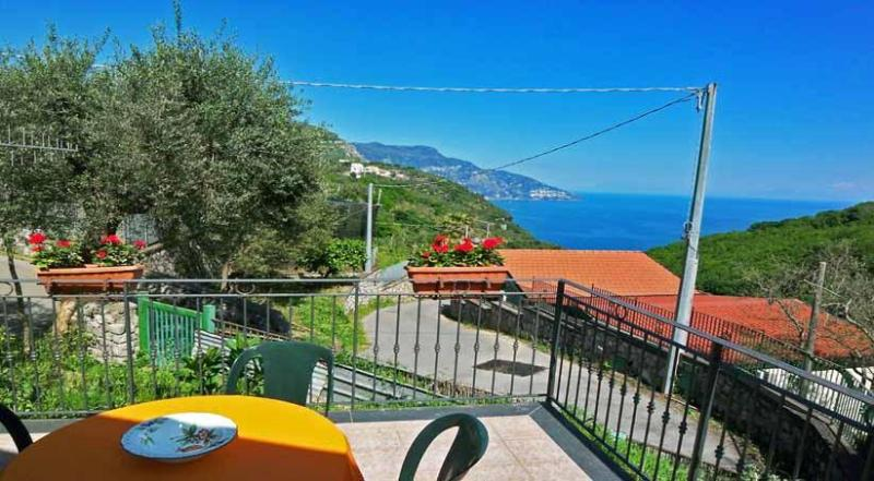 Mirko terrace - MIRKO - Colli di Fontanella - Sorrento area - Sant'Agnello - rentals