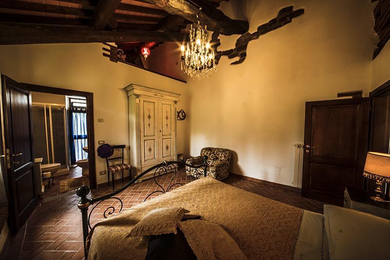"""""""Caciaia"""" in Podere Baccano (Montozzi) - Image 1 - Pergine Valdarno - rentals"""