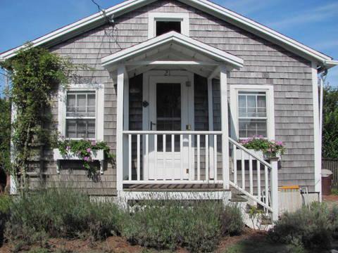 21 West York Lane - Front Cottage - Image 1 - Nantucket - rentals