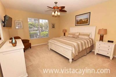 Large King size master bedroom - Vista Cay- SE,  Near convention ctr, theme parks, - Orlando - rentals