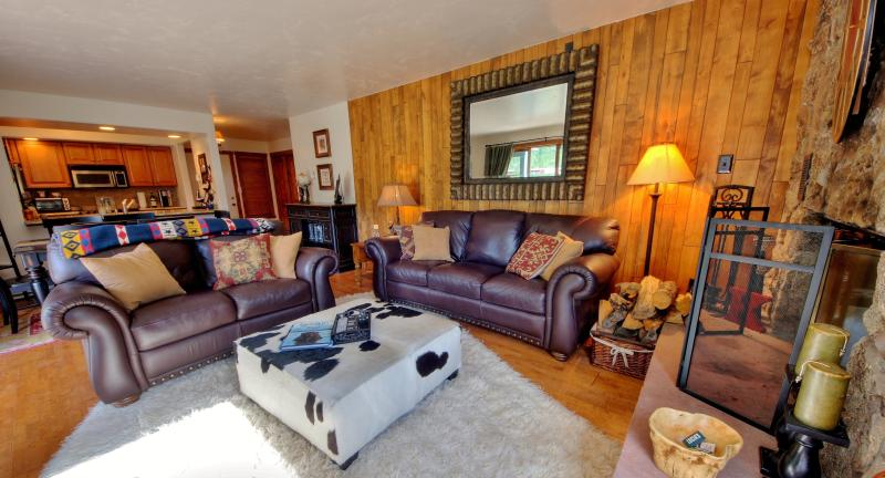 Newly-remodeled Beautiful 2bd/2ba Vail condo - Image 1 - Vail - rentals