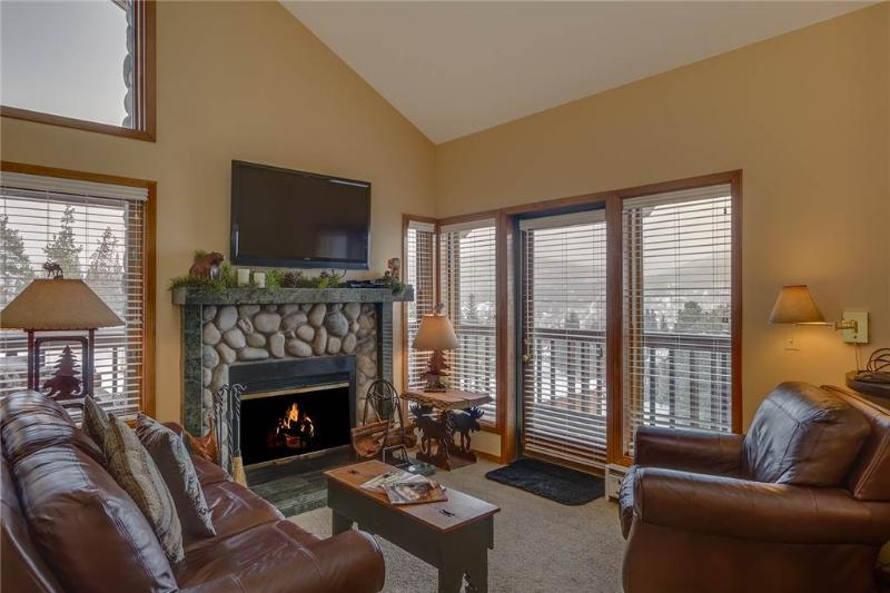 TYRA SKI-IN-OUT 4 BR - Image 1 - Breckenridge - rentals