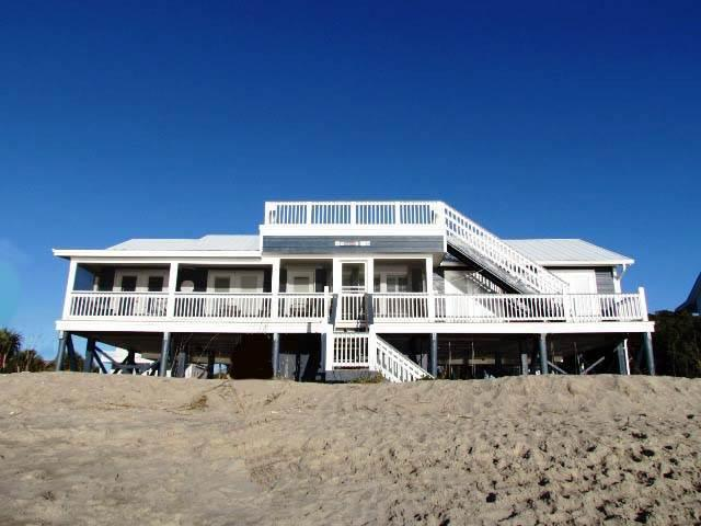 "142 Palmetto Blvd - ""Carolina Escape"" - Image 1 - Edisto Beach - rentals"