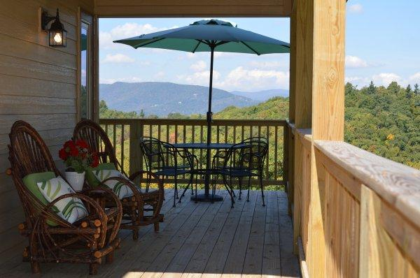 1 Beautiful View Location: Appalachian Ski Mtn / Between Boone & Blowing Rock - Image 1 - Boone - rentals