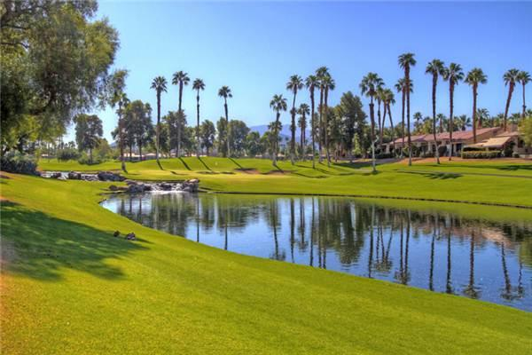 Palm Valley CC-(VY568) Great Location, Lovely Vacation Home! - Image 1 - Palm Desert - rentals