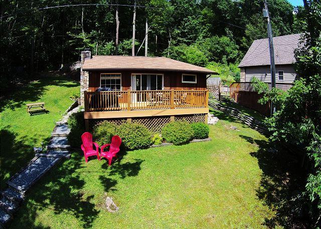 Exterior - Cherry Cove Cottage - McHenry - rentals