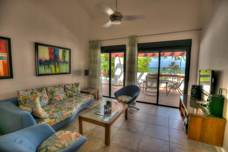 Ravishing 3 Bedroom Oceanfront Apartment S-L302 - Image 1 - Bavaro - rentals