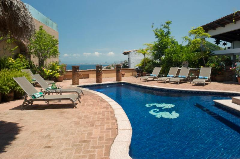 Casa Coco - Casa Coco -  Great Views of Old Town Vallarta - Puerto Vallarta - rentals