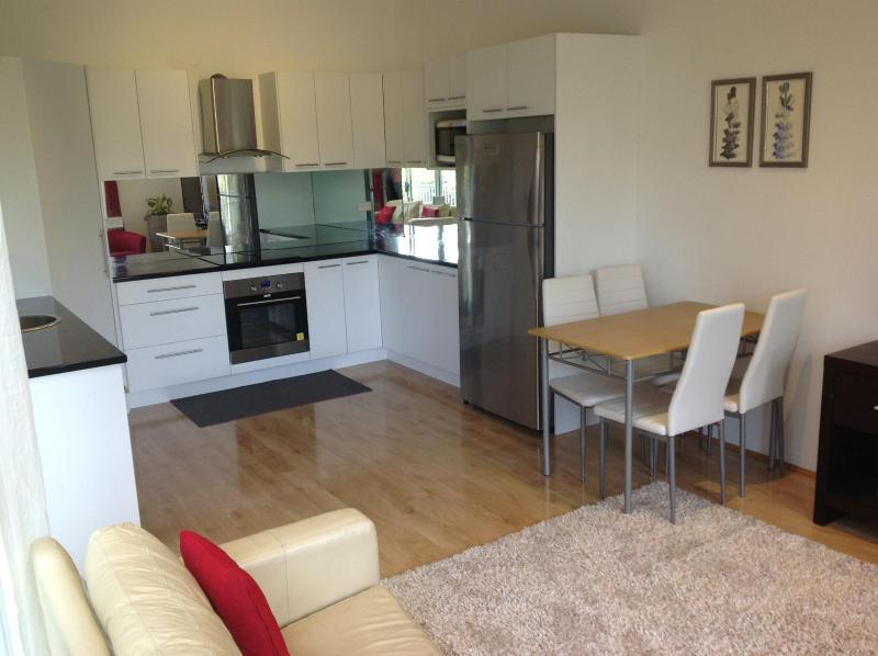 Kitchen/Living - Hilltop Retreat - Bilgola - rentals