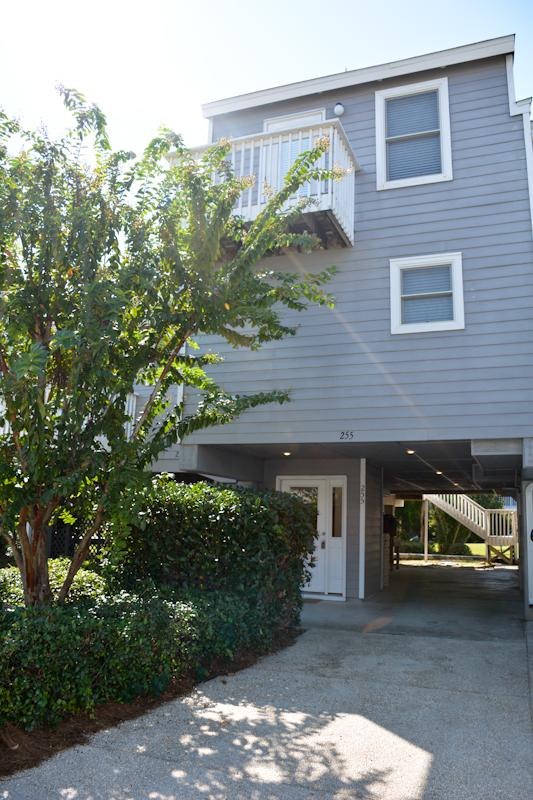 Front of the unit. Plenty of parking space! - $200 off weekly rate in March, pet friendly, beach - Cape San Blas - rentals