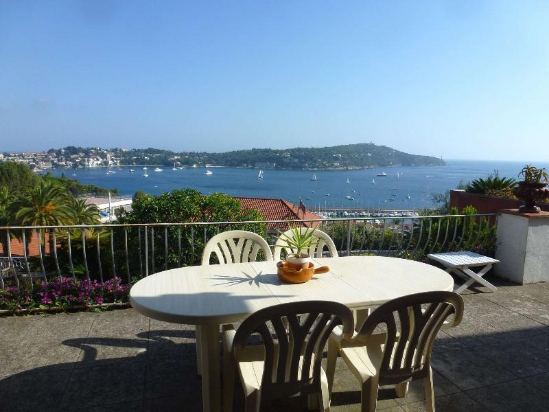 just a dream with this so nice sea view - Villefranche Rental with Amazing Seaviews, Garden, Terraces - Villefranche-sur-Mer - rentals