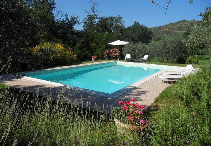 Villa I Cipressi - Image 1 - Castiglion Fiorentino - rentals