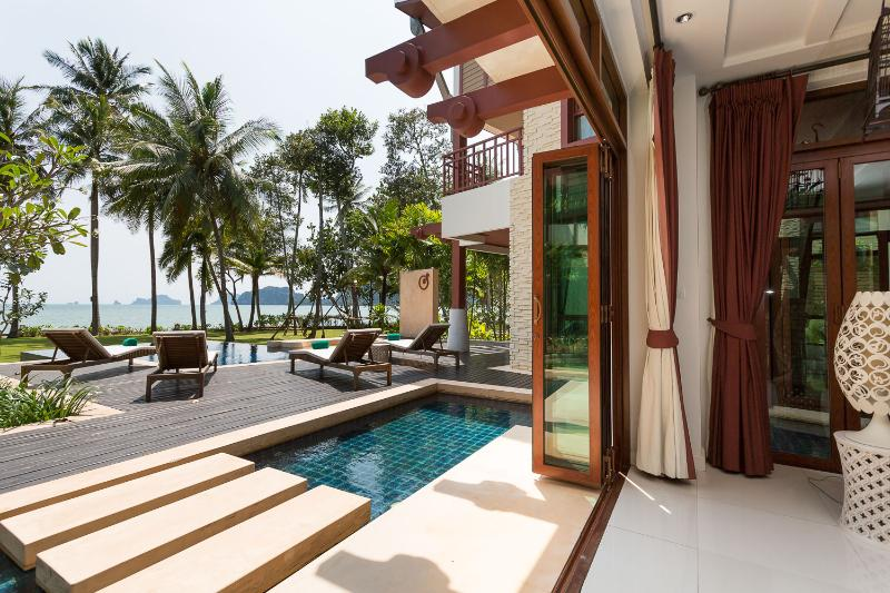 Luxury Beachfront Private Pool Villa - Krabi Luxury Beachfront Amatapura Pool Villa 12 - Krabi - rentals