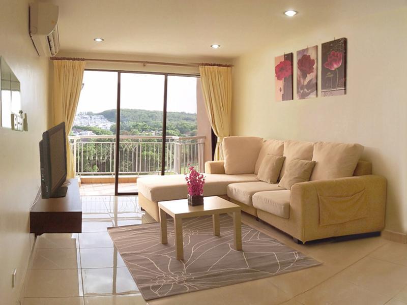 Living Room - 4 Bedrooms @ Casa Indah 1 Condo, Malaysia - Petaling Jaya - rentals