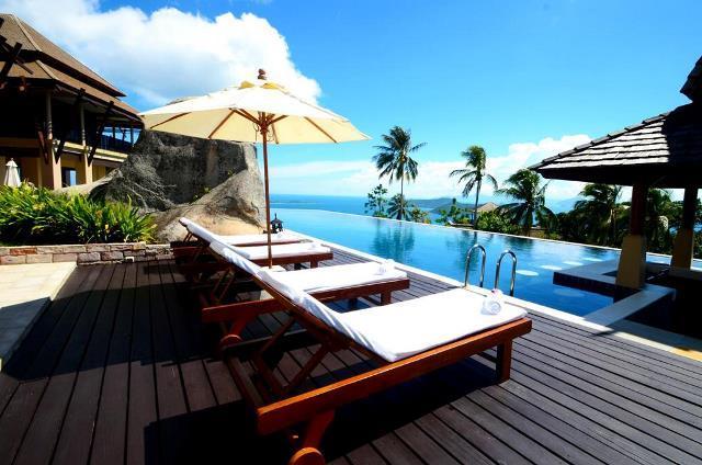 Samui Ridgeway Villa - Image 1 - Taling Ngam - rentals