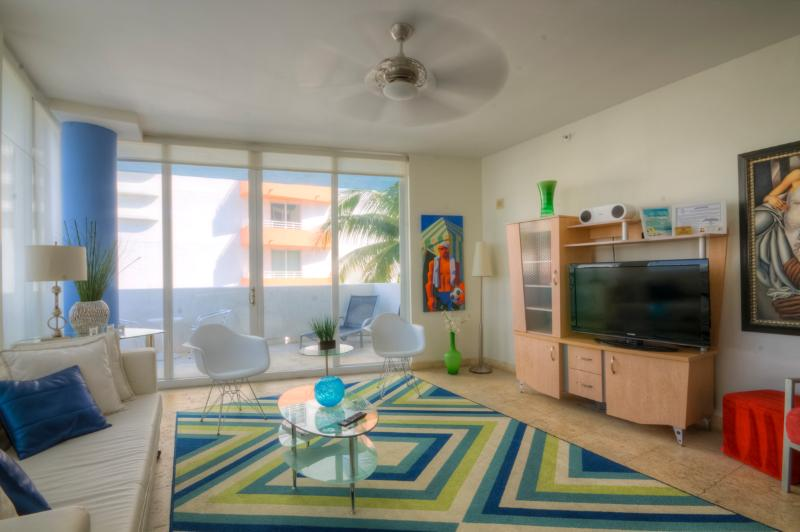 2BD Art Deco Luxury in South Beach South of Fifth - Image 1 - Miami Beach - rentals