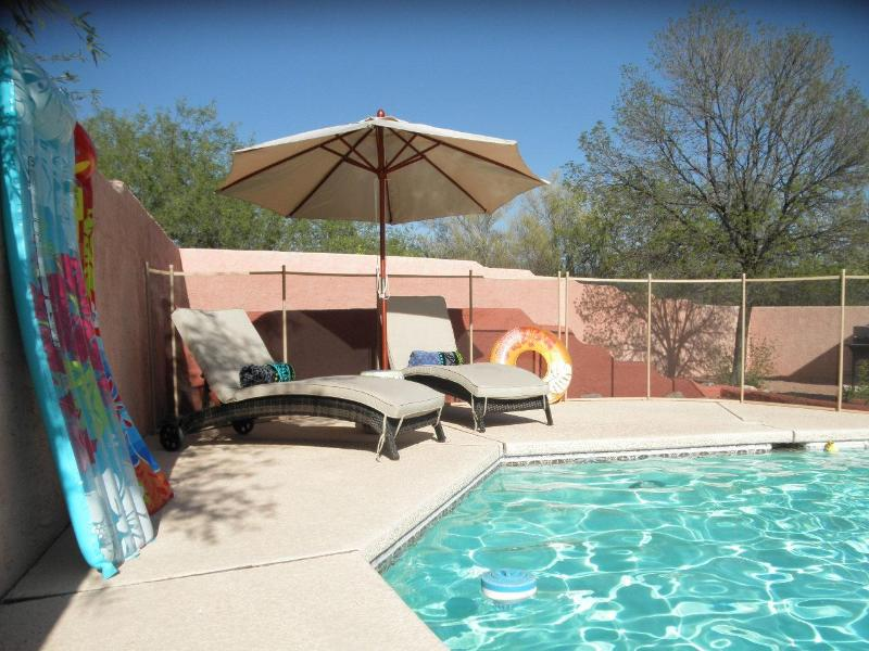 Private Heated Pool and Spa-Plenty of Room for Everyone! - DESERT MADRE MODERNO - Mount Lemmon - rentals