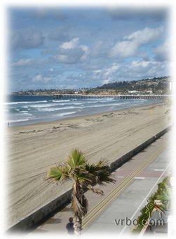 ocean view - 3897 Oceanfront Walk - San Diego - rentals