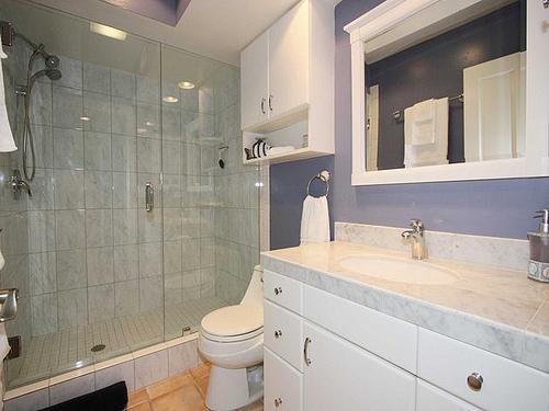 master bathroom - 3330 Bayside Walk - San Diego - rentals