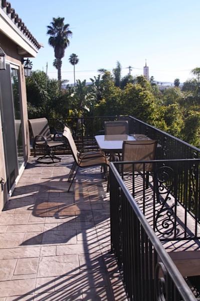 patio - 1032 Law St. - San Diego - rentals