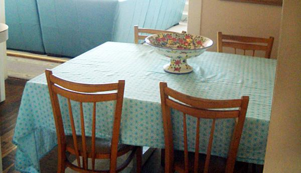 dining table - 2721 Oceanfront Walk #1 - San Diego - rentals