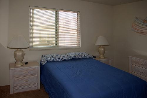 Blue Bedroom - 2835 Ocean Front Walk #B - Pacific Beach - rentals