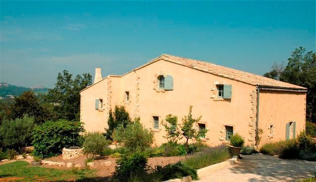 Le Prieure villa rental provence luberon france - Image 1 - Villaries - rentals