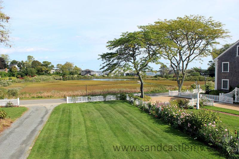 1534 - LOVELY HARBOR VIEWS WHILE RELAXING IN or OUT! - Image 1 - Edgartown - rentals