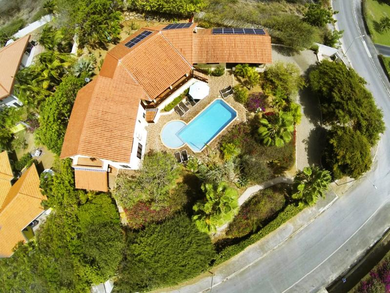 Villa Carpe Diem overview - Villa Carpe Diem with private pool in Jan Thiel - Willemstad - rentals