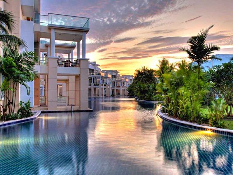 The Blue Lagoon Resort - Image 1 - Cha-am - rentals