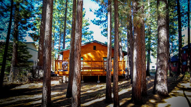 The Lake Tahoe Chalet - Image 1 - South Lake Tahoe - rentals