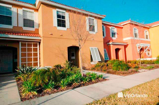 Attractive 3 bedrooms Villa with splash pool - VIP ORLANDO Ada 3bm02 - Image 1 - Kissimmee - rentals