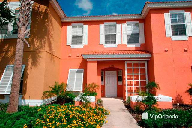 Fabulous VIP ORLANDO Villa with splash pool and 3 bedrooms - Yellow 3em05 - Image 1 - Four Corners - rentals