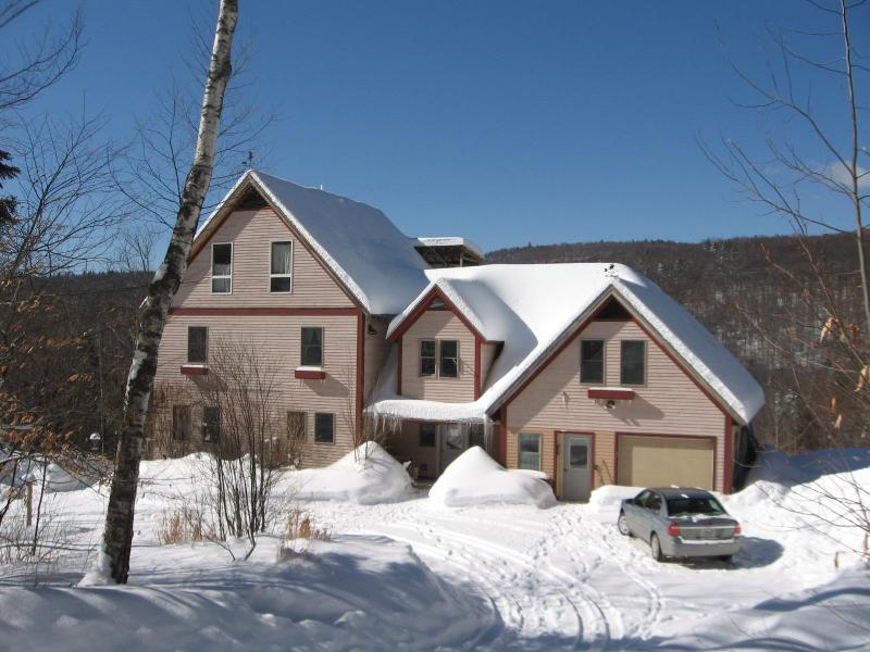 Windham Country House in Winter - Large, Lovely, Affordable Mountain Home - Windham - rentals