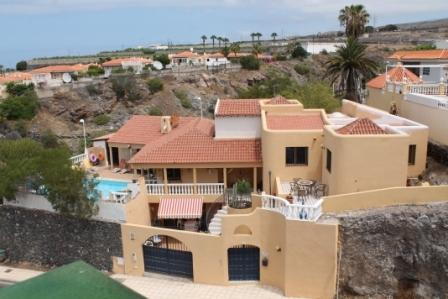 villa high view - 5 bedroom private villa with private heated pool - Adeje - rentals