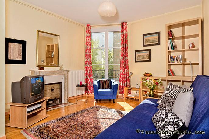 Authentic Paris One Bedroom - ID# 325 - Image 1 - Paris - rentals