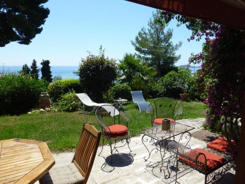 Eze Villa with Sea View, Pool, Garden, Parking, Close to Monaco - Image 1 - Eze - rentals