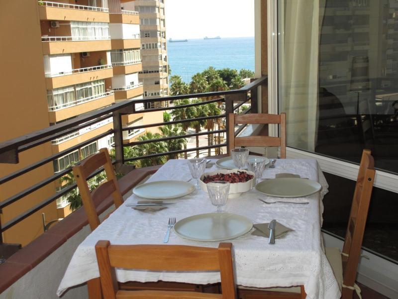 Terrace - Rentcostadelsol Malagueta-Canovas - Malaga - rentals