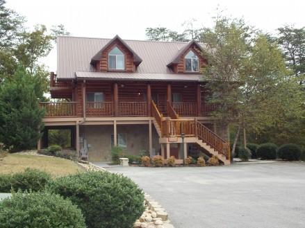 BOONEY'S BEAR DEN - Image 1 - Sevierville - rentals