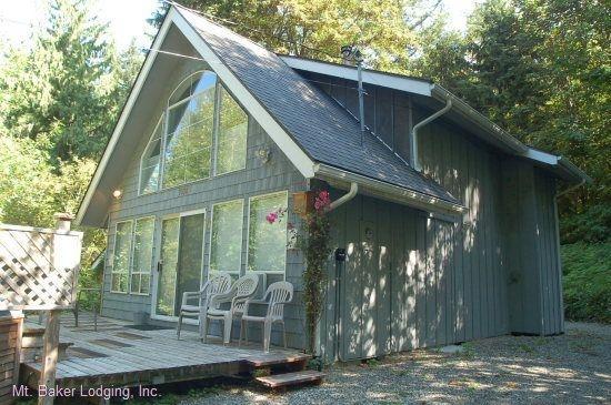 39GS - 39GS Pet Friendly Cabin near Mt. Baker has WiFi - Glacier - rentals