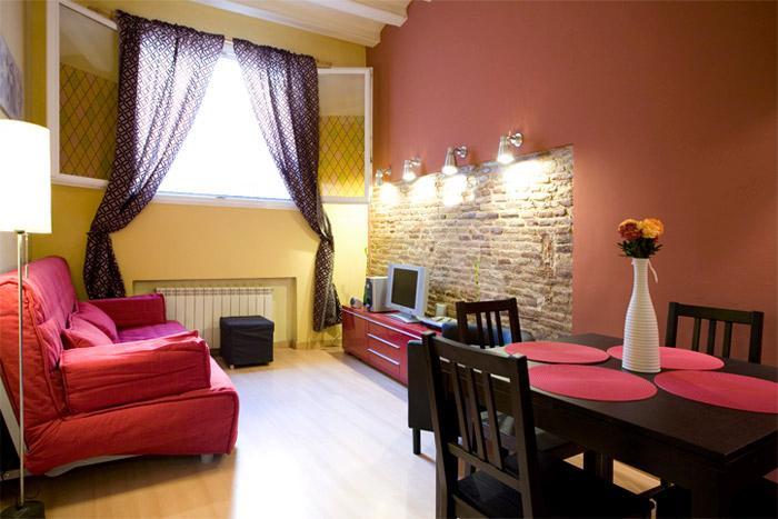 Las Ramblas apartment 2 - Image 1 - Barcelona - rentals
