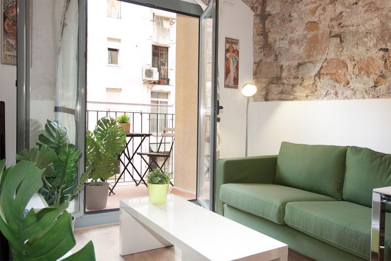 In the Heart of the City 4 - Image 1 - Barcelona - rentals