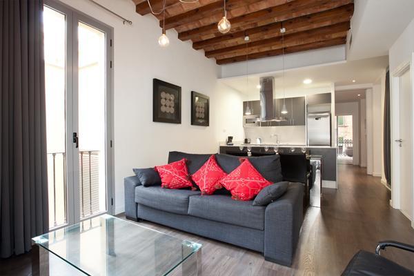 Palau de la Musica Apartment 2A - Image 1 - Barcelona - rentals