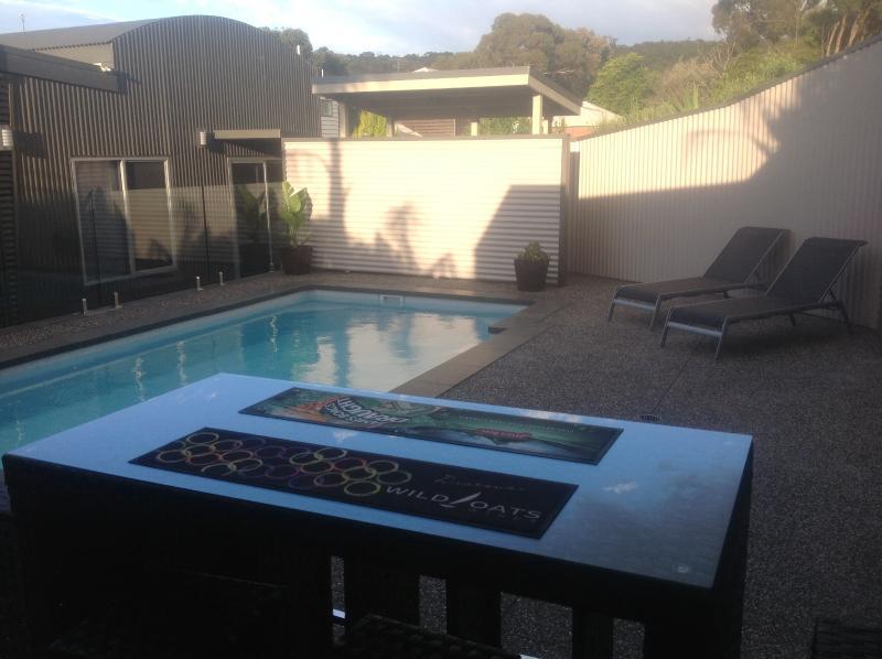 Pool - Ian Road Apartment Mt Martha. Mornington Peninsula - Mt Martha - rentals