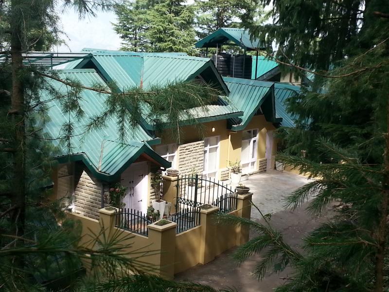 FRONT VIEW - Forest Hill Villa - Mashobra - rentals