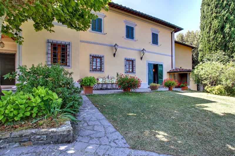 Villa Grevigiana - Image 1 - Figline Valdarno - rentals