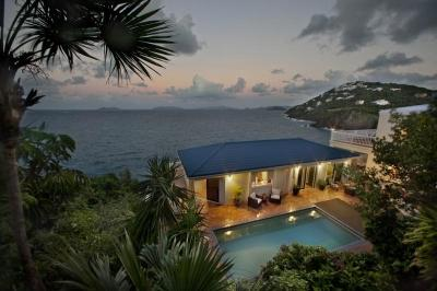 Impeccable 7 Bedroom Home on St. Thomas - Image 1 - Saint Thomas - rentals