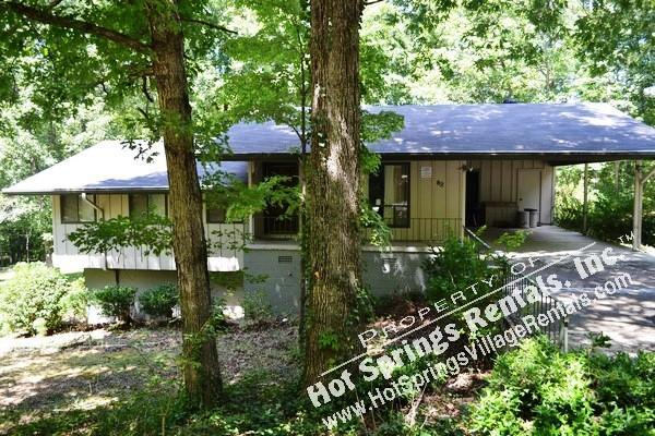 Front v1 - 82AriaWy | Carmona Area | Home| Sleeps 6 - Hot Springs Village - rentals